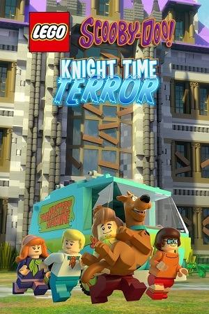 دانلود انیمیشن Lego Scooby-Doo! Knight Time Terror 2015