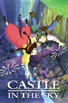 دانلود انیمیشن Castle in the Sky 1986