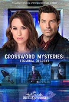 دانلود فیلم Crossword Mysteries: Terminal Descent 2021