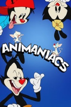 دانلود انیمیشن Animaniacs 2020