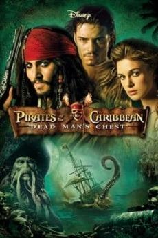 دانلود فیلم دزدان دریایی کارائیب 2 صندوقچه مرد مرده