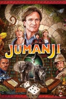 دانلود فیلم Jumanji 1995