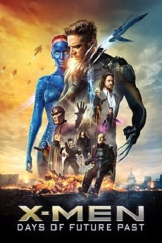 دانلود فیلم X-Men: Days of Future Past 2014