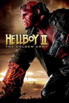دانلود فیلم Hellboy 2 : The Golden Army 2008