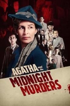 دانلود فیلم Agatha and the Midnight Murders 2020